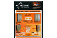 Old Acoustimac Mail Orange
